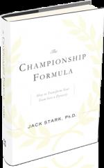 Championship Formula Book